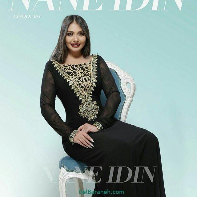 لباس مشکی زنانه (۲۲)