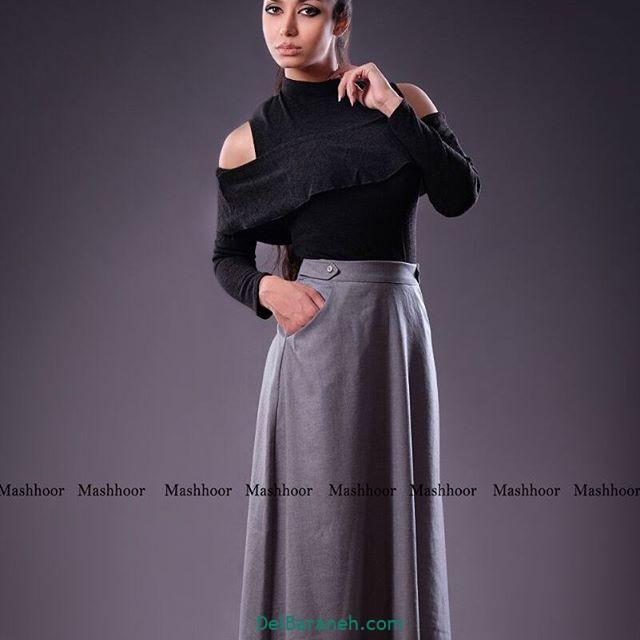 لباس مشکی زنانه (۲۶)