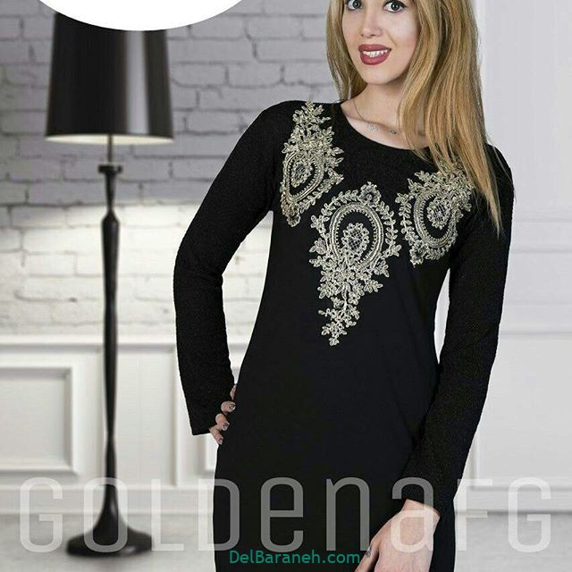 لباس مشکی زنانه (۲۹)