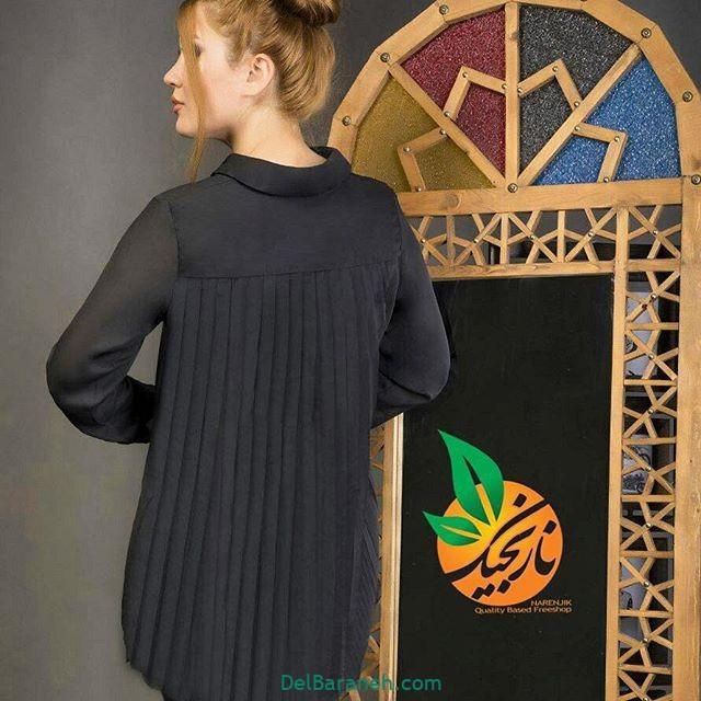 لباس مشکی زنانه (۳)