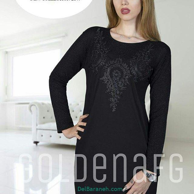 لباس مشکی زنانه (۳۰)