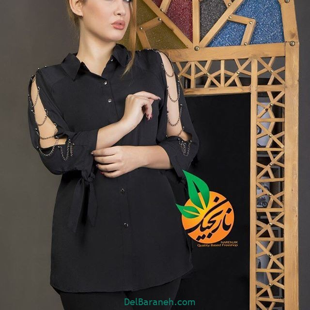 لباس مشکی زنانه (۶)