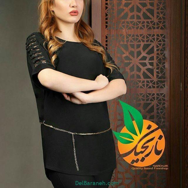 لباس مشکی زنانه (۷)