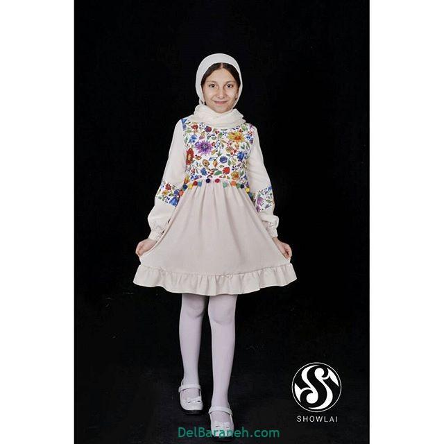 مدل لباس دختر بچه (۱)