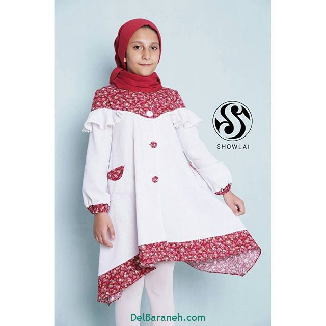 مدل لباس دختر بچه (۱۰)