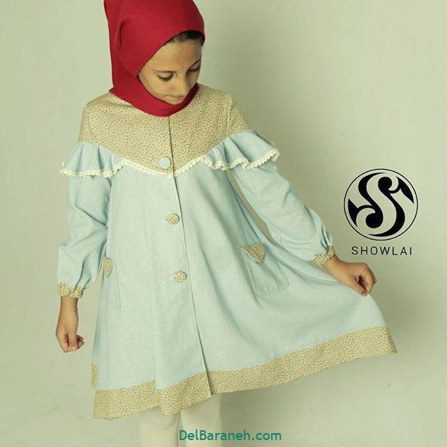 مدل لباس دختر بچه (۱۱)