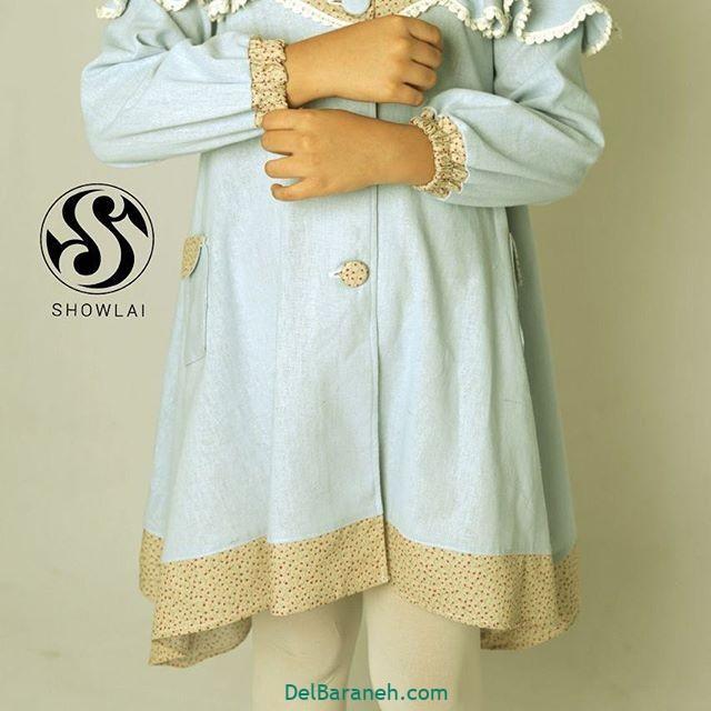 مدل لباس دختر بچه (۱۲)