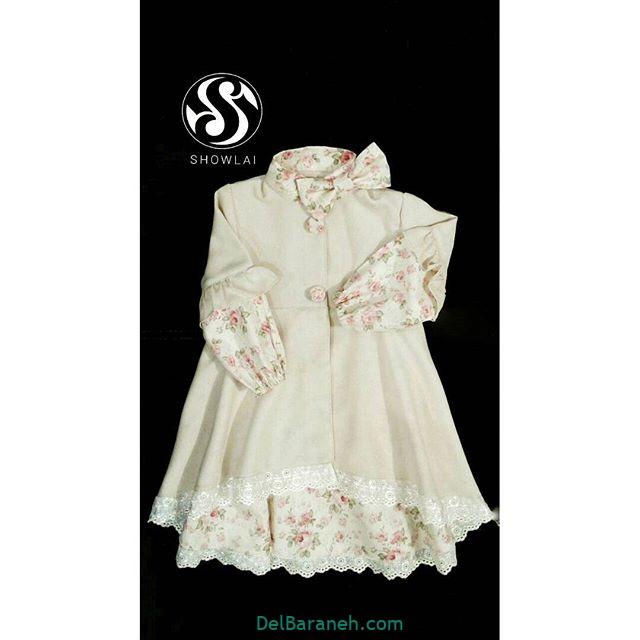 مدل لباس دختر بچه (۱۷)