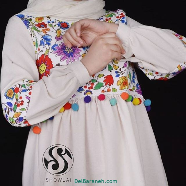 مدل لباس دخترانه 12 ساله مانتو
