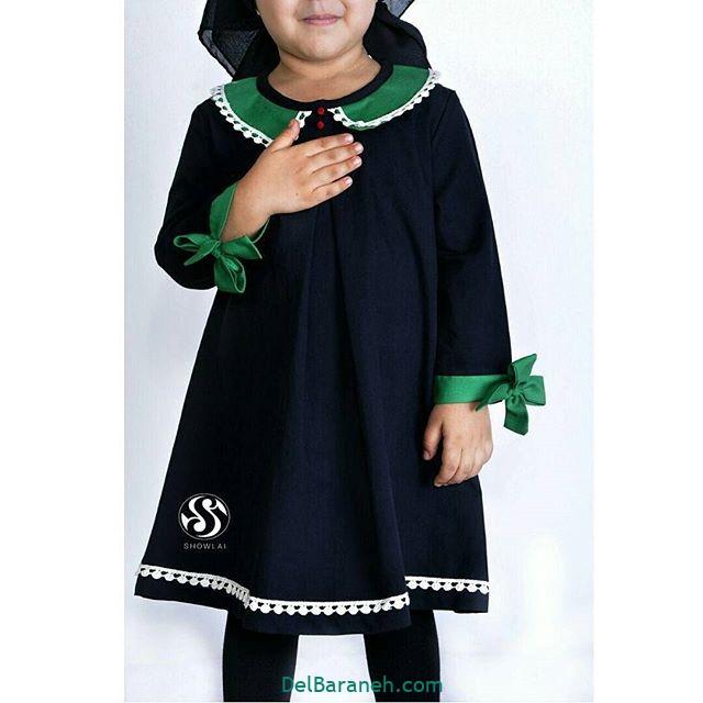 مدل لباس دختر بچه (۵)