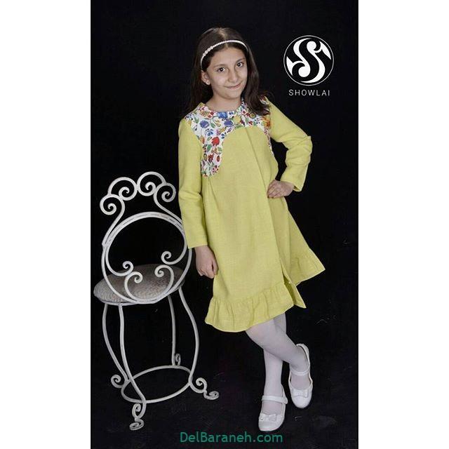 مدل لباس دختر بچه (۶)