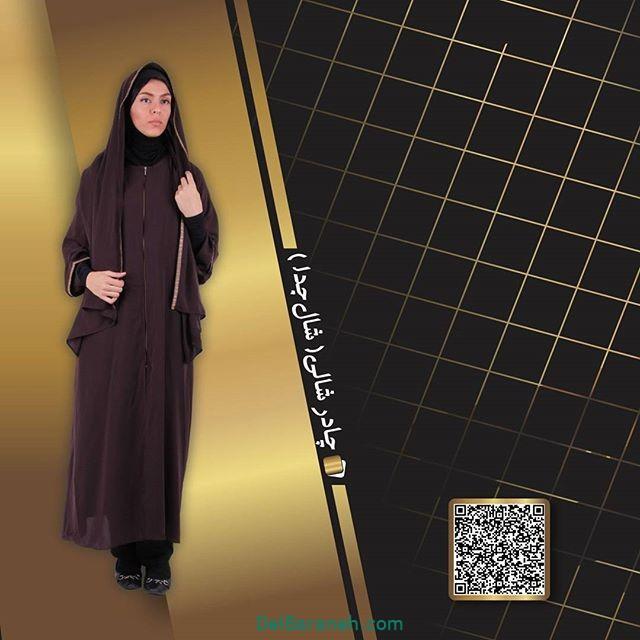 مدل چادر مشکی (۲)