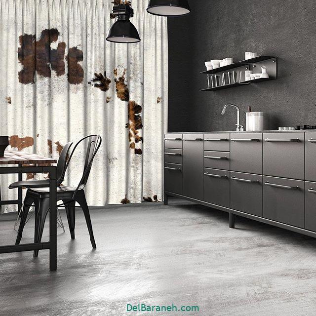 پرده آشپزخانه (۱۲)