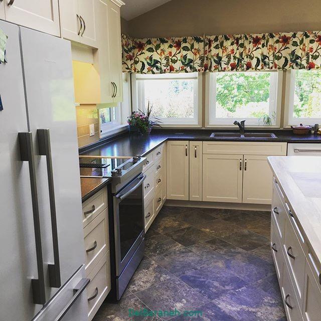 پرده آشپزخانه (۱۸)