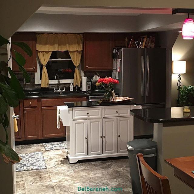 پرده آشپزخانه (۳۳)