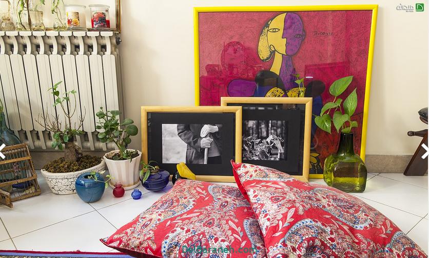 چیدمان سنتی خانه ایرانی (۱۰)