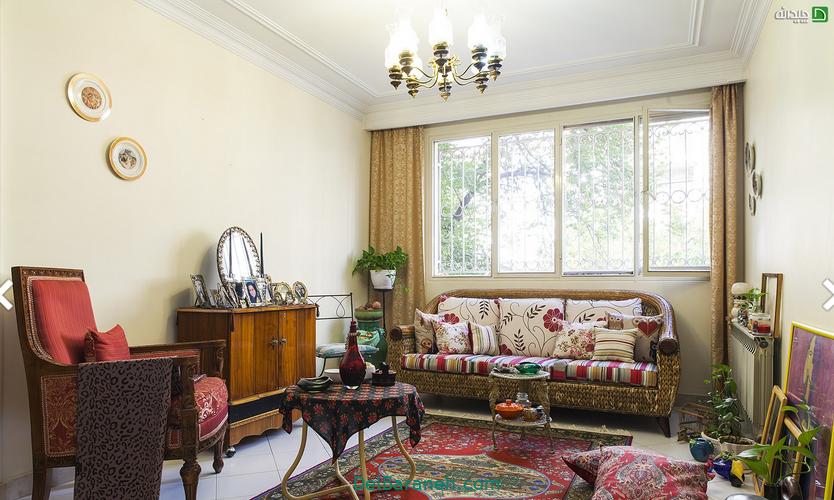 چیدمان سنتی خانه ایرانی (۵)