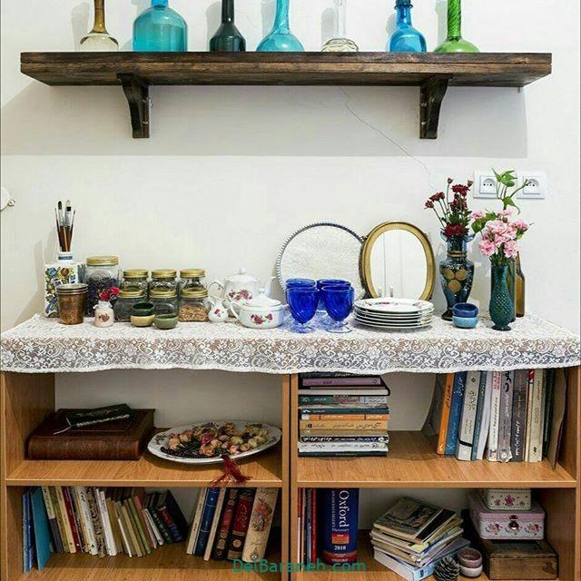 چیدمان سنتی خانه چیدمان سنتی و مدرن (۳)