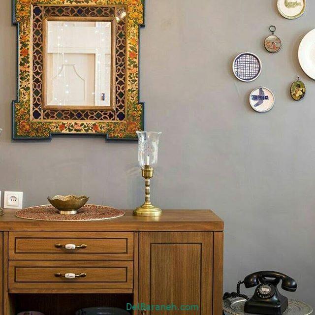چیدمان سنتی خانه چیدمان سنتی و مدرن (۵)