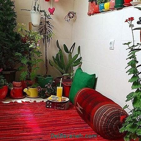 چیدمان سنتی خانه چیدمان سنتی و مدرن (۹)