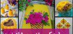 تزیین شله زرد | ۱۰۰ عکس تزیین شله زردنذری و مجلسی