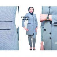 لباس فرم زنانه | ۲۰ مدل لباس فرم شیک برای خانم ها + جزئیات یقه و آستین
