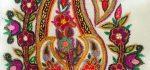 آموزش پته دوزی |  ۲۵ طرح پته دوزی زیبا برای مانتو و لباس + فیلم آموزشی