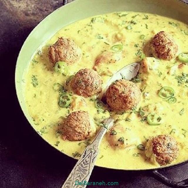 انواع سوپ تزیین سوپ (۵۱)
