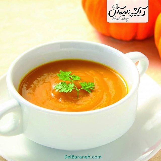 انواع سوپ تزیین سوپ (۷۴)