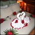 تزیین اتاق خواب عروس (۱)