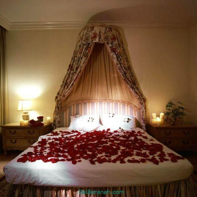 تزیین اتاق خواب عروس (۱۱)