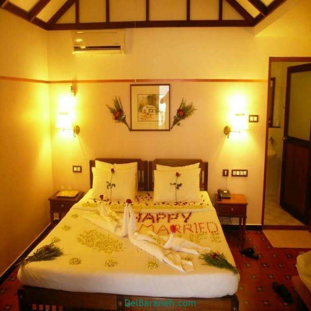 تزیین اتاق خواب عروس (۱۴)
