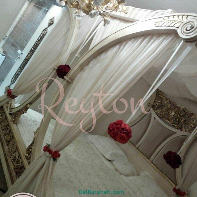 تزیین اتاق خواب عروس (۱۸)