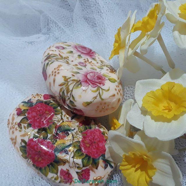 تزیین صابون عروس (۱)
