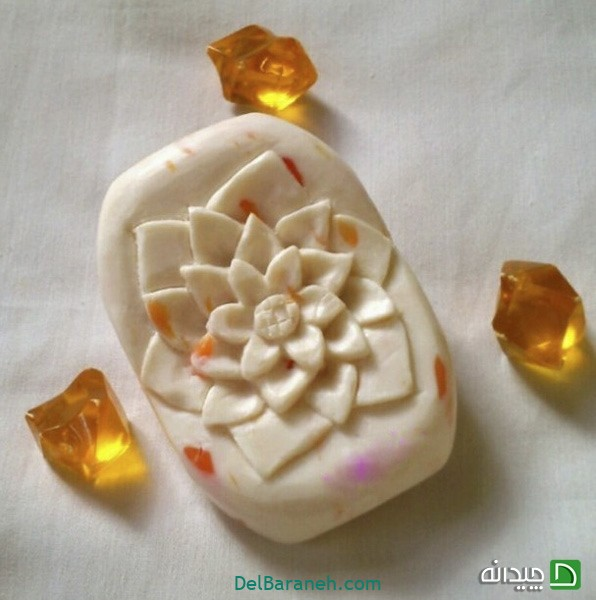 تزیین صابون عروس (۱۰)