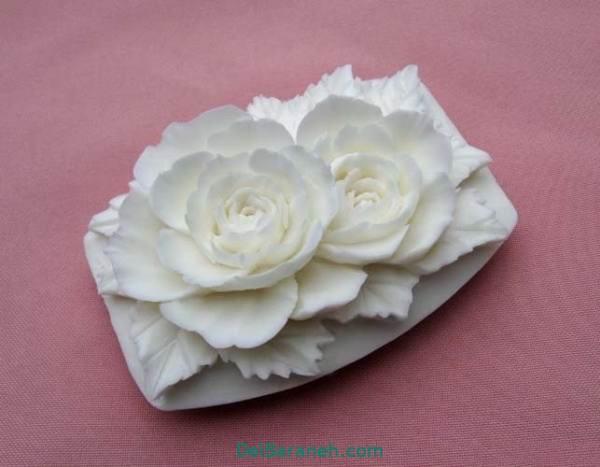 تزیین صابون عروس (۱۱)
