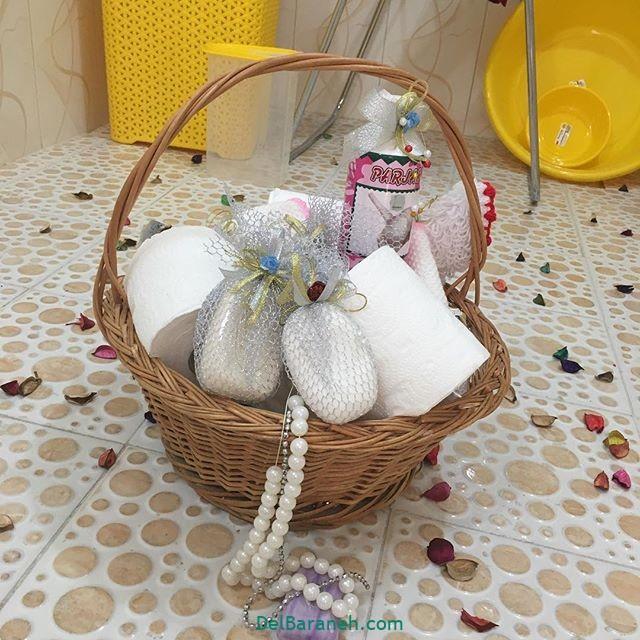 تزیین صابون عروس (۱۳)