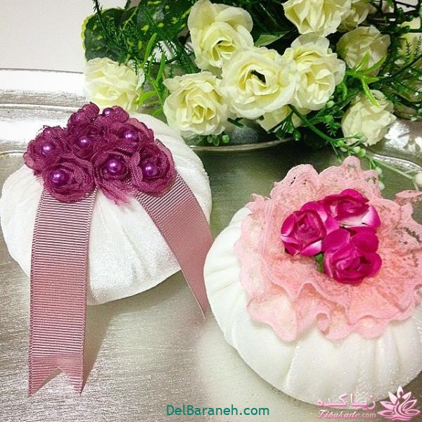 تزیین صابون عروس (۱۸)