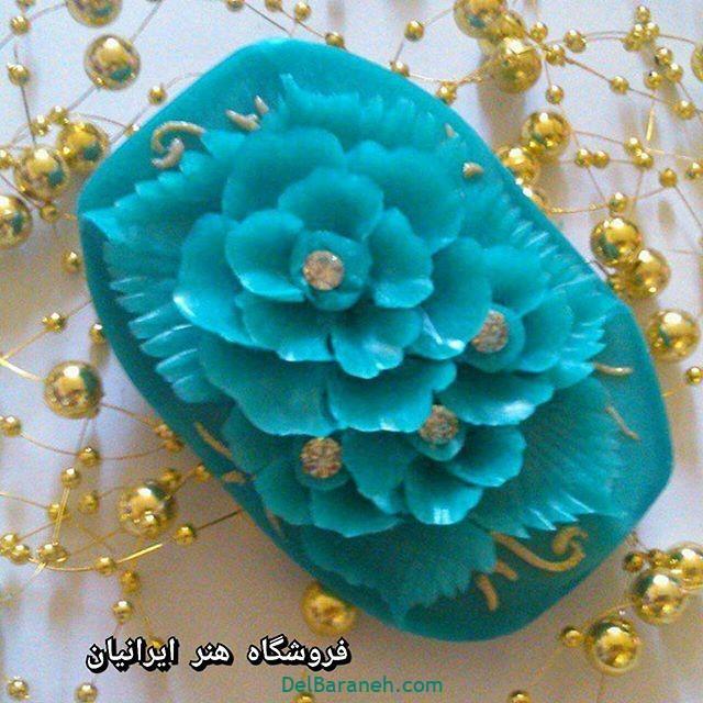 تزیین صابون عروس (۶)
