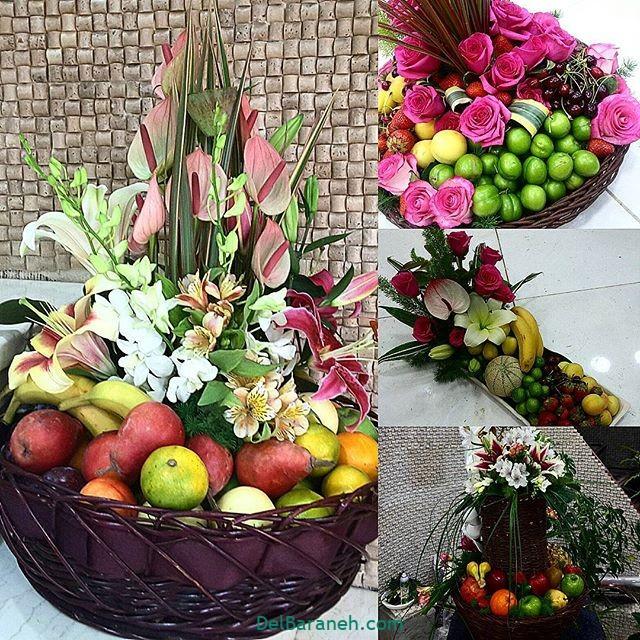 تزیین میوه یلدا (۳۰)