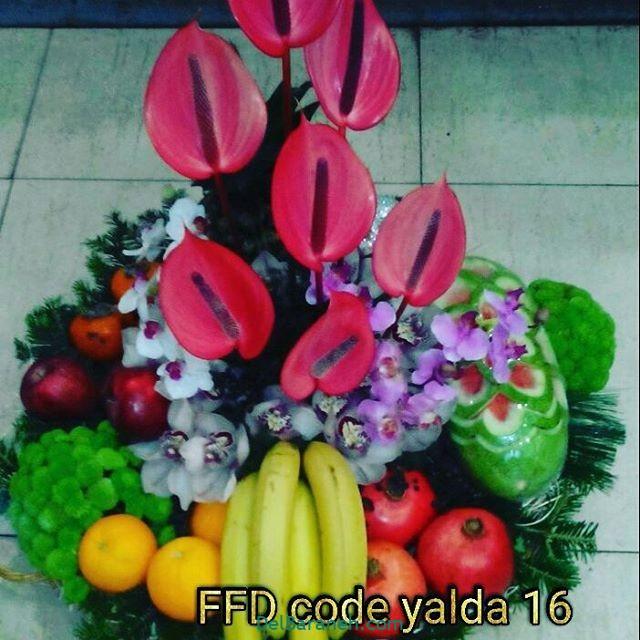 تزیین میوه یلدا (۳۴)