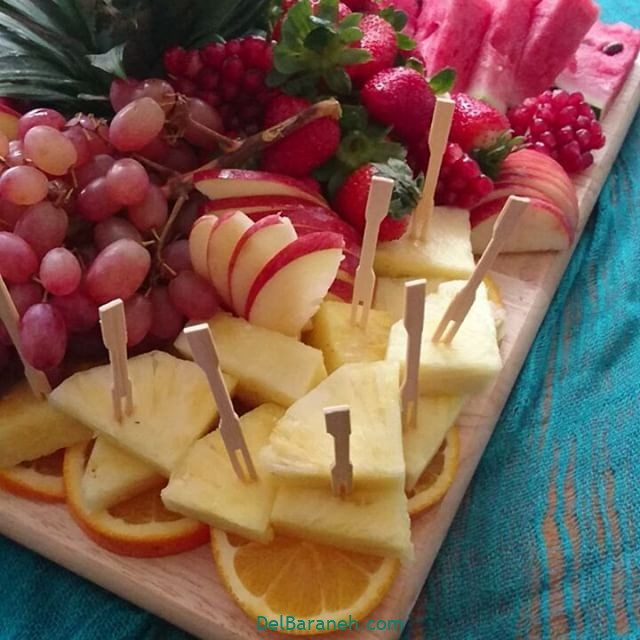 تزیین میوه یلدا (۳۹)