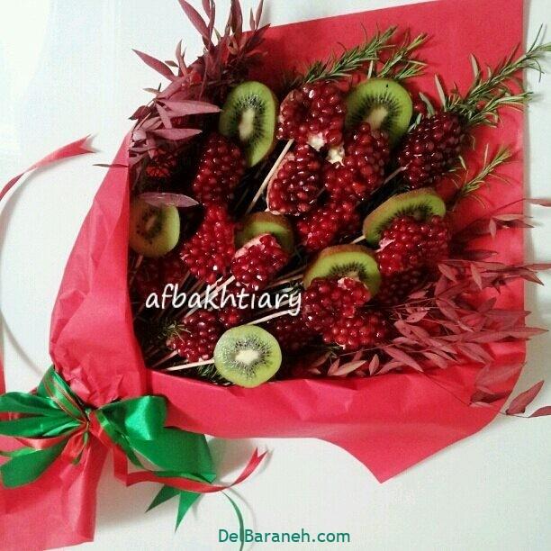 تزیین میوه یلدا (۴۰)