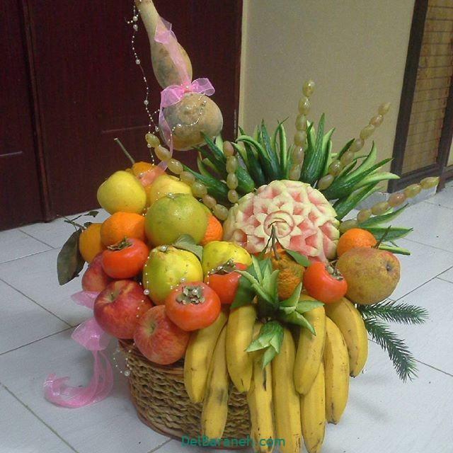 تزیین میوه یلدا (۴۵)