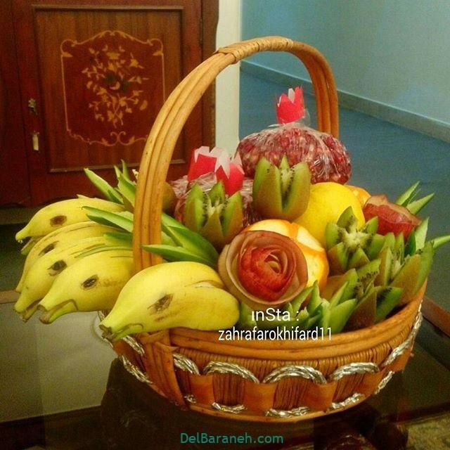 تزیین میوه یلدا (۴۶)