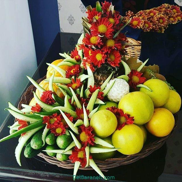 تزیین میوه یلدا (۴۷)