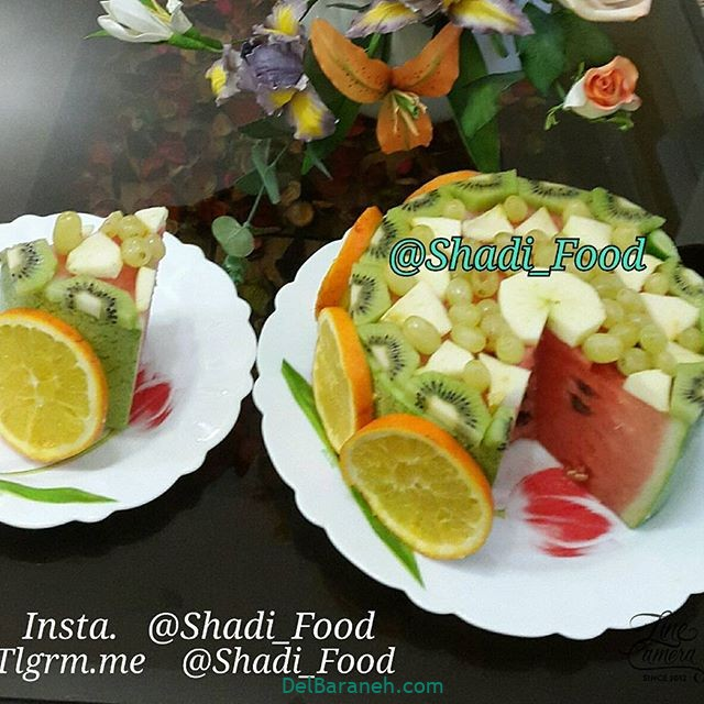 تزیین میوه یلدا (۵۳)