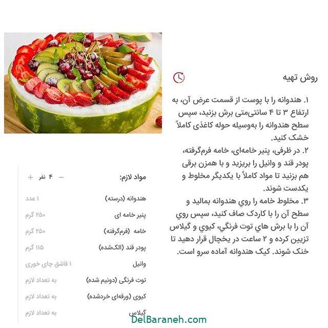 تزیین میوه یلدا (۵۵)
