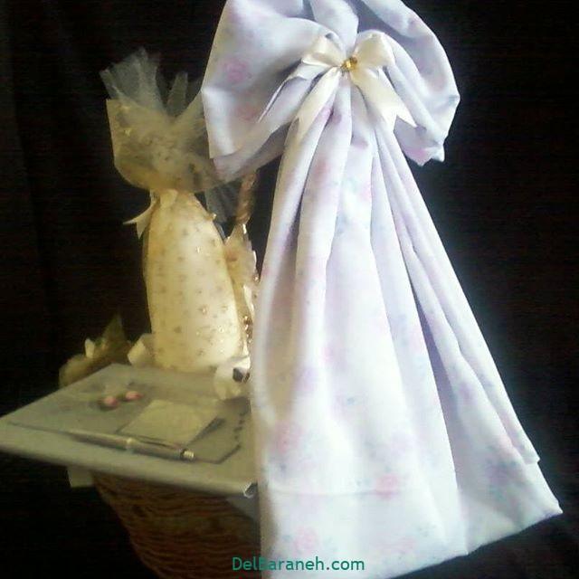 تزیین چادر عروس بله برون (۱۶)