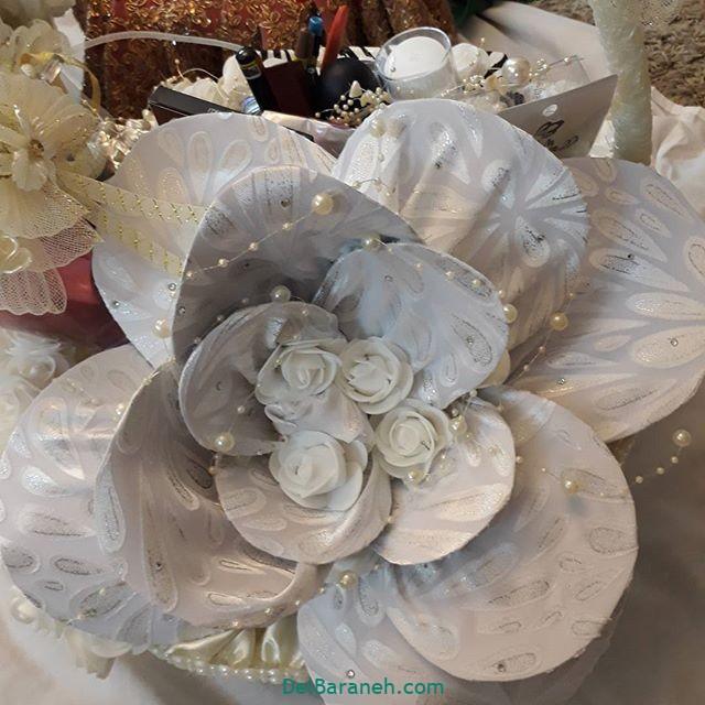 تزیین چادر عروس بله برون (۱۷)